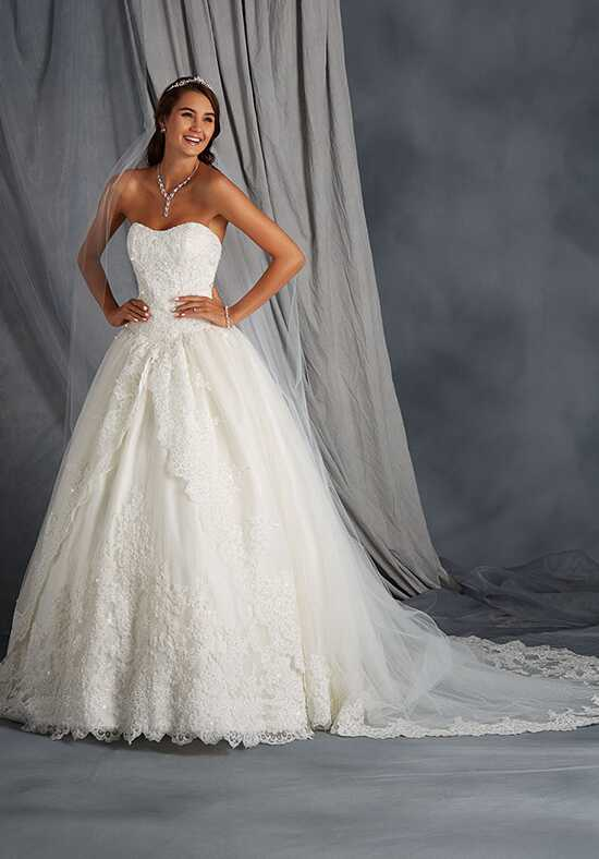 Alfred Angelo Signature Bridal Collection 2567 Ball Gown Wedding Dress