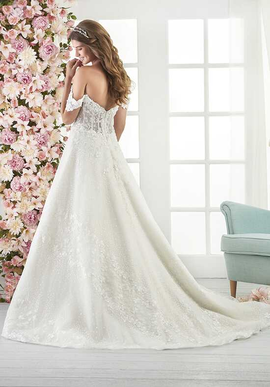 Bonny by Bonny Bridal 815 A-Line Wedding Dress