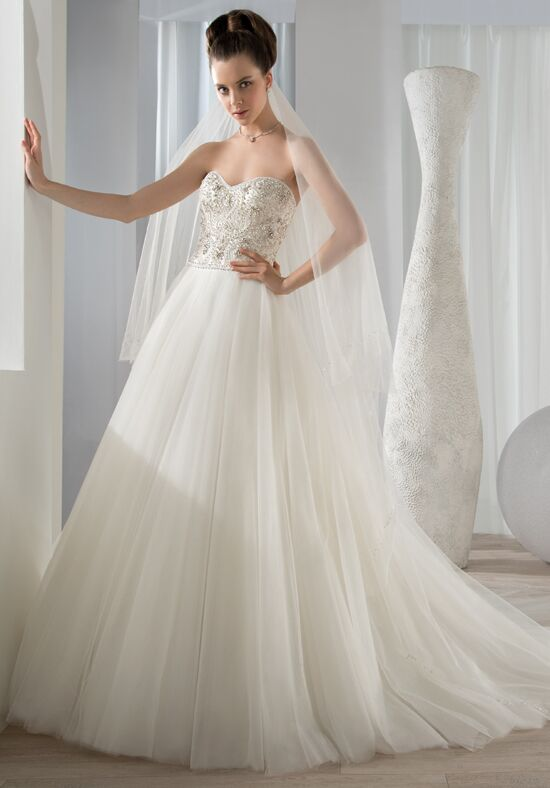 Demetrios 600 Ball Gown Wedding Dress