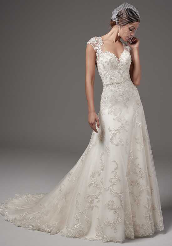 Sottero and Midgley Nicolette A-Line Wedding Dress