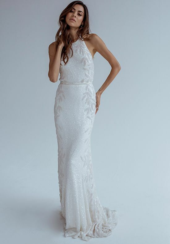 KAREN WILLIS HOLMES Aria Mermaid Wedding Dress