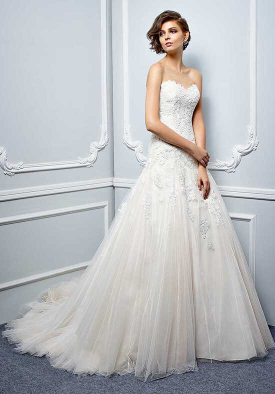 Beautiful BT17-26 A-Line Wedding Dress