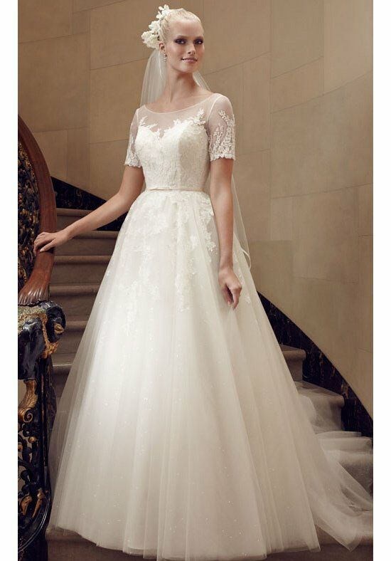 Casablanca Bridal 2194 A-Line Wedding Dress