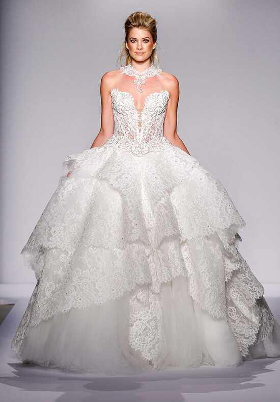 Pnina Tornai for Kleinfeld 4459 Ball Gown Wedding Dress