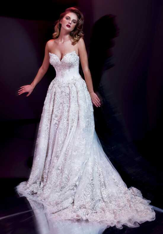 Stephen Yearick KSY164 A-Line Wedding Dress