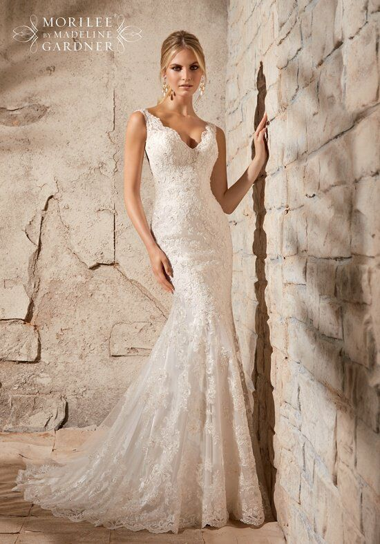 Morilee by Madeline Gardner 2708 A-Line Wedding Dress