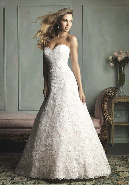 Allure Bridals 9109 Wedding Dress photo