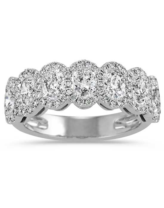 Oval Wedding Rings