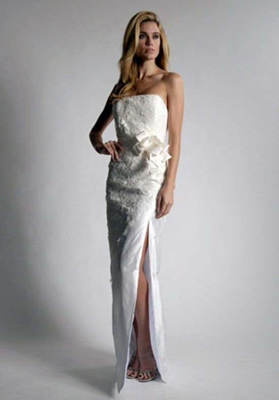 Elizabeth St. John Ariel Sheath Wedding Dress