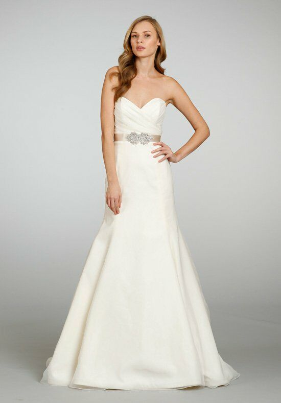 Blush by Hayley Paige 1303 - Laila A-Line Wedding Dress