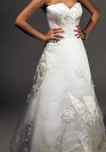 Eugenia 3732 A-Line Wedding Dress