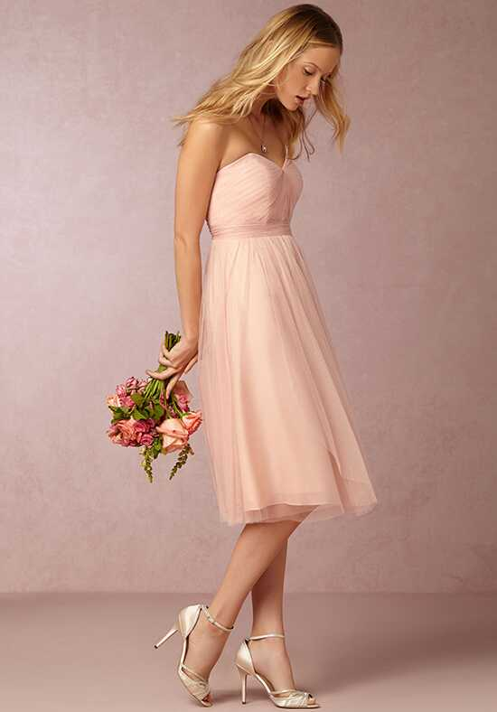 BHLDN (Bridesmaids) Maia_Pink 2 Bridesmaid Dress
