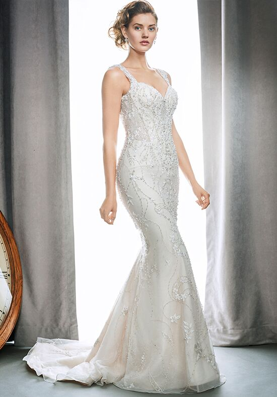 Kenneth Winston 1722 Mermaid Wedding Dress
