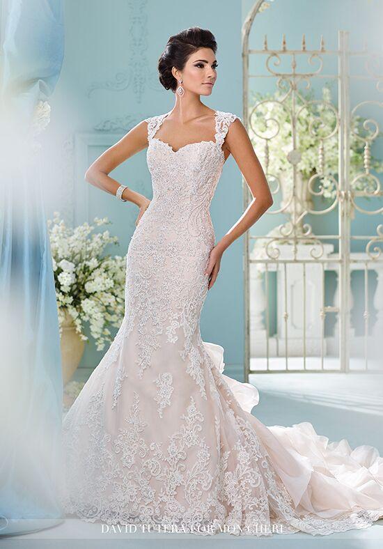 Martin Thornburg a Mon Cheri Collection 216251 Mora Wedding Dress ...