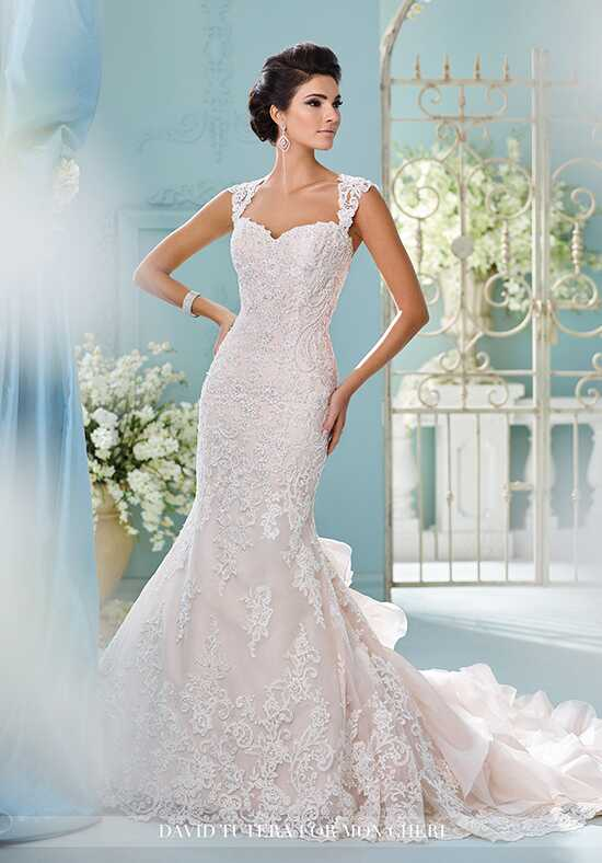 Martin Thornburg a Mon Cheri Collection 216251 Mora Mermaid Wedding Dress