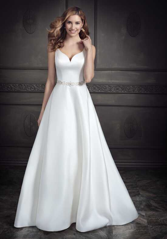 Kenneth Winston: Ella Rosa Collection BE340 A-Line Wedding Dress