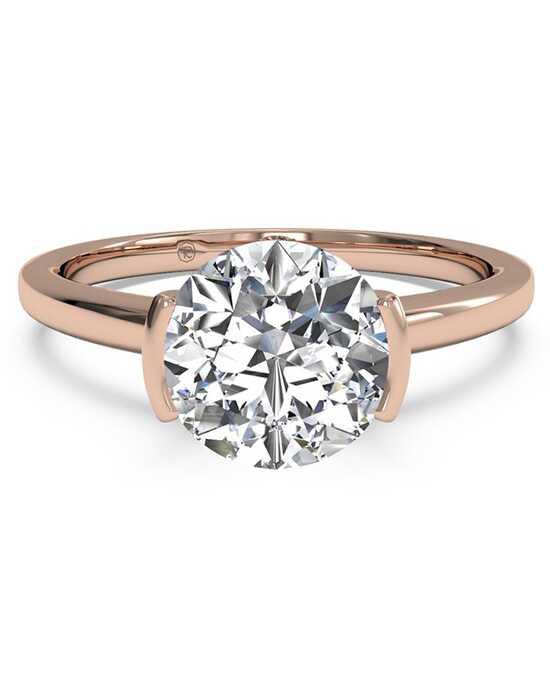 Engagement ring rose gold  Rose Gold Engagement Rings