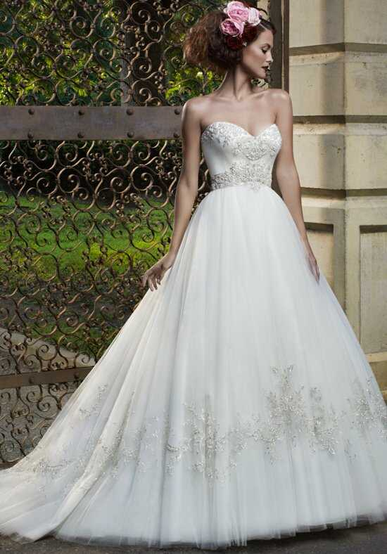Casablanca Bridal 2077 Wedding Dress photo