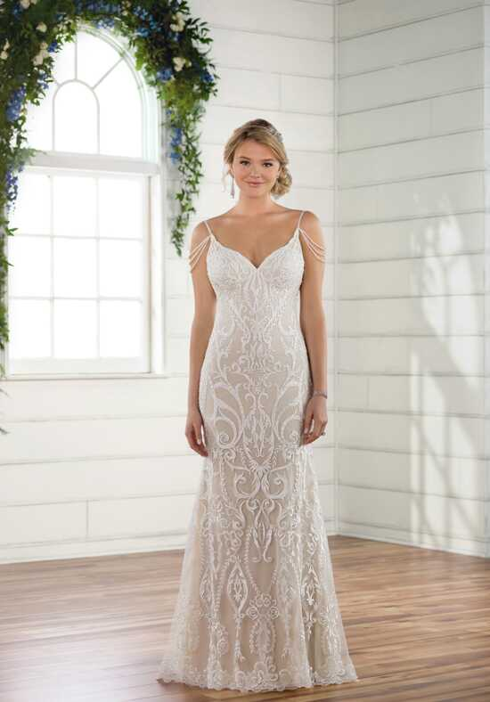 Essense of Australia D2512 Wedding Dress