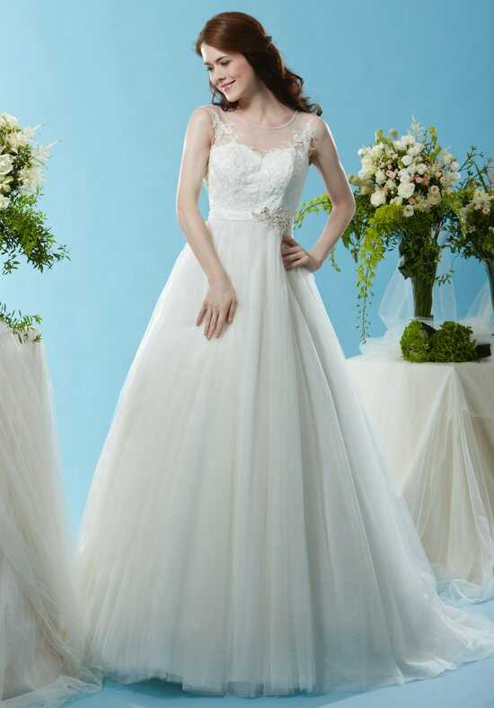 Eden Bridals BL124 Ball Gown Wedding Dress