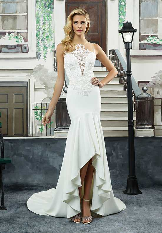 Justin Alexander 8940 Mermaid Wedding Dress