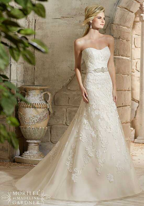 Morilee by Madeline Gardner 2781 A-Line Wedding Dress