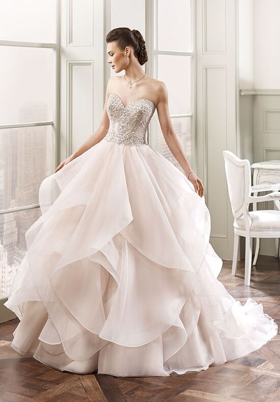 Eddy K CT154 Ball Gown Wedding Dress