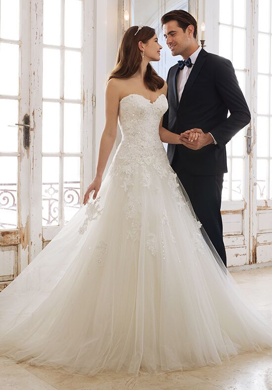 Sophia Tolli Y11881 Kora A-Line Wedding Dress