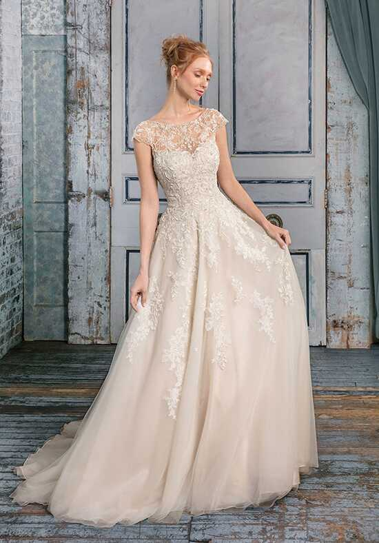Justin Alexander Signature 99009 A-Line Wedding Dress