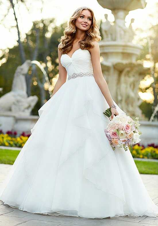 Stella York 5989 Ball Gown Wedding Dress