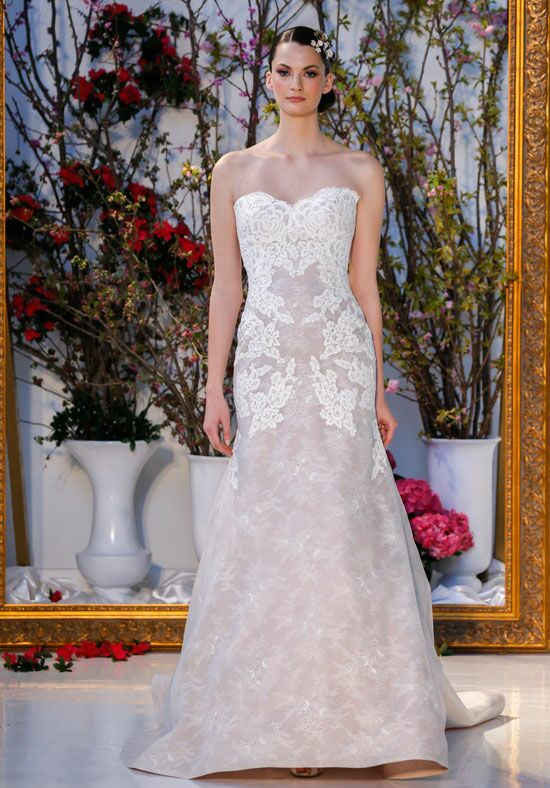 Anne Barge Hawthorne Mermaid Wedding Dress