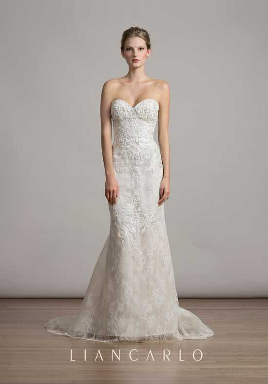 LIANCARLO 6864 Mermaid Wedding Dress