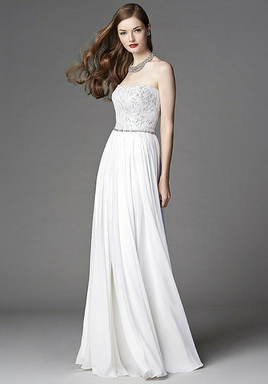 The Dessy Group After Six Wedding Dress 1049 Wedding Dress - The Knot