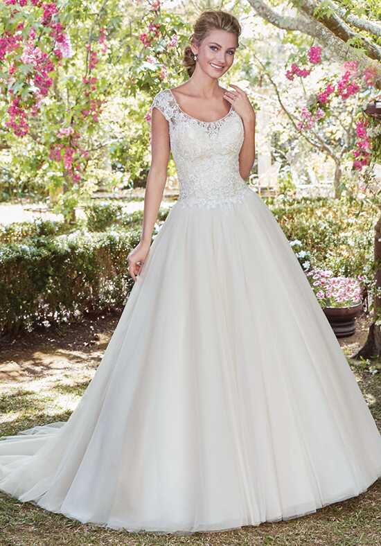 Rebecca Ingram Mona Ball Gown Wedding Dress