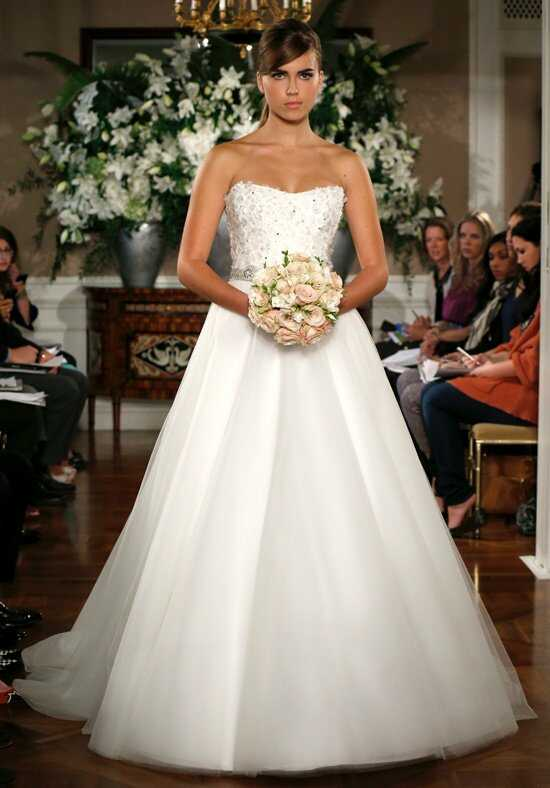 Romona Keveza Collection RK352 Ball Gown Wedding Dress