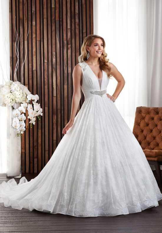 Bonny by Bonny Bridal 705 Ball Gown Wedding Dress