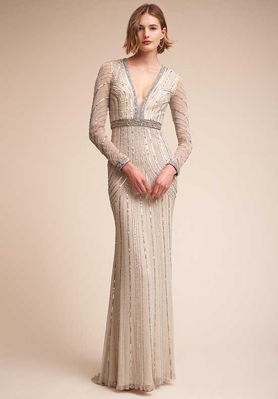 BHLDN Carraway Sheath Wedding Dress