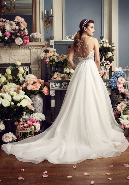 Mikaella 2158 A-Line Wedding Dress