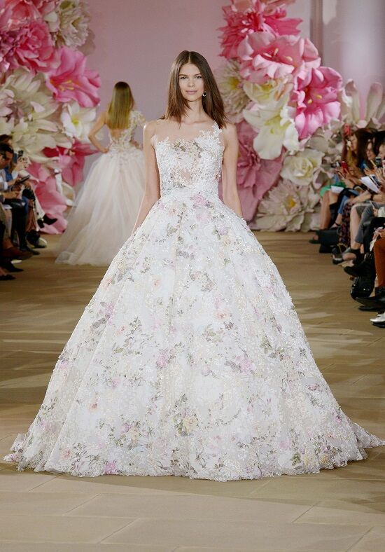 Ines Di Santo Bloom Ball Gown Wedding Dress