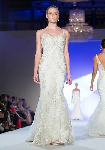 Blue by Enzoani Henley Mermaid Wedding Dress