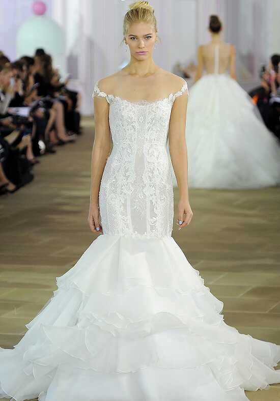 Ines Di Santo Isabelle Mermaid Wedding Dress