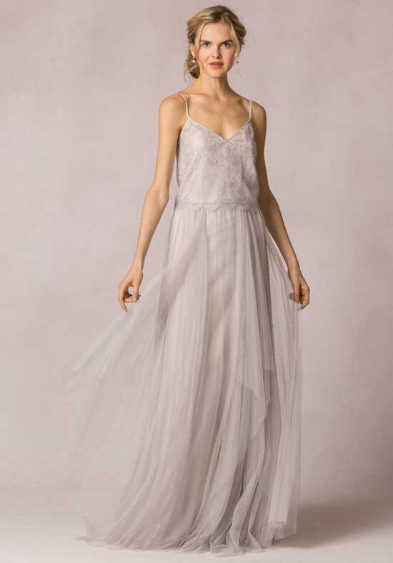 Jenny Yoo Collection (Maids) Arabella Skirt Bridesmaid Dress
