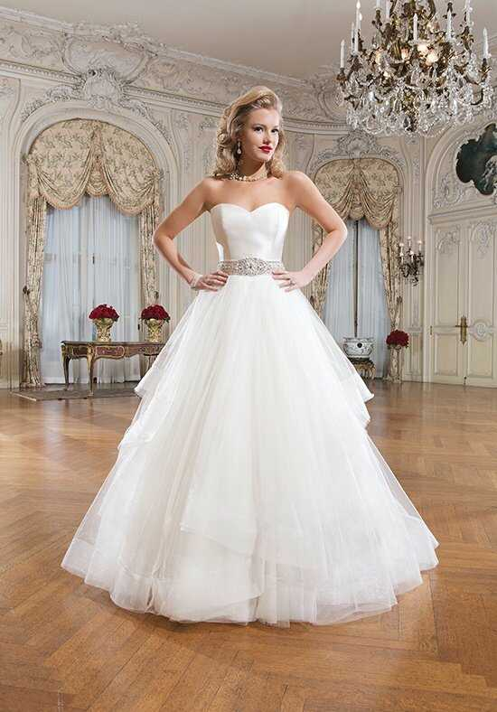 Justin Alexander 8779 Ball Gown Wedding Dress