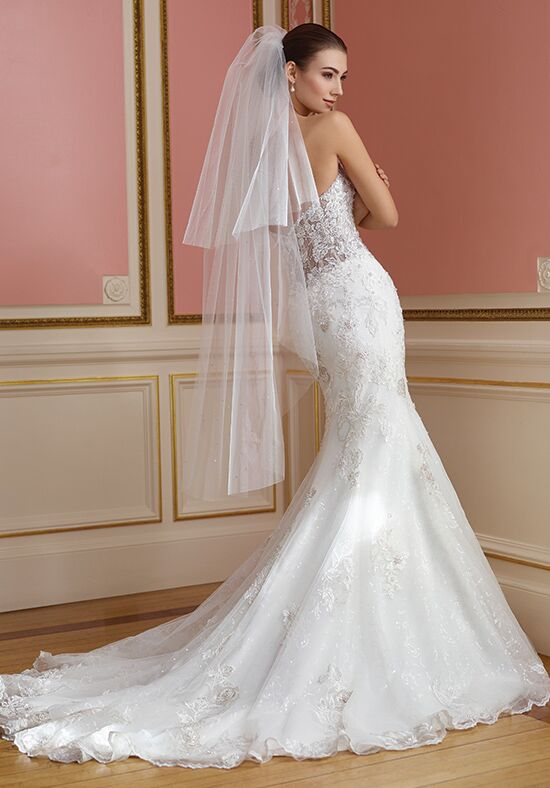 David Tutera For Mon Cheri 217209 Vada Wedding Dress - The Knot