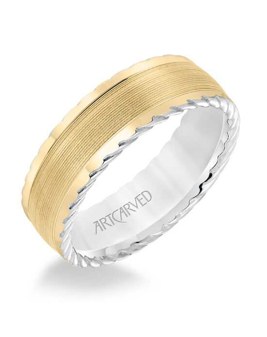 ArtCarved 11-WV8645WY7 Gold Wedding Ring