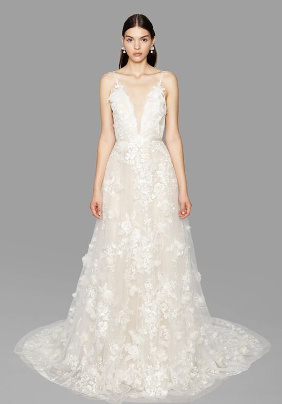 Marchesa Contessa A-Line Wedding Dress