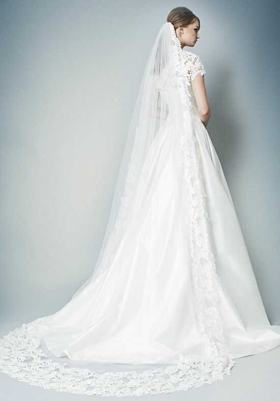 Romona Keveza NY RB010 + RB010SH + RBV010 Ball Gown Wedding Dress
