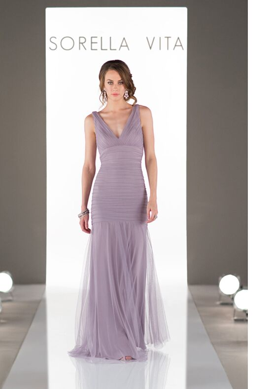 Sorella Vita 8860 V-Neck Bridesmaid Dress