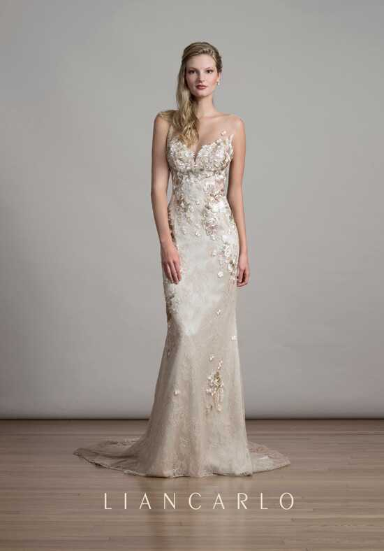 LIANCARLO 6881 Sheath Wedding Dress