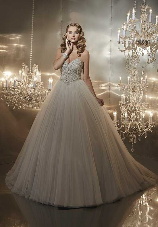 Christina Wu Brides 15553 Wedding Dress photo